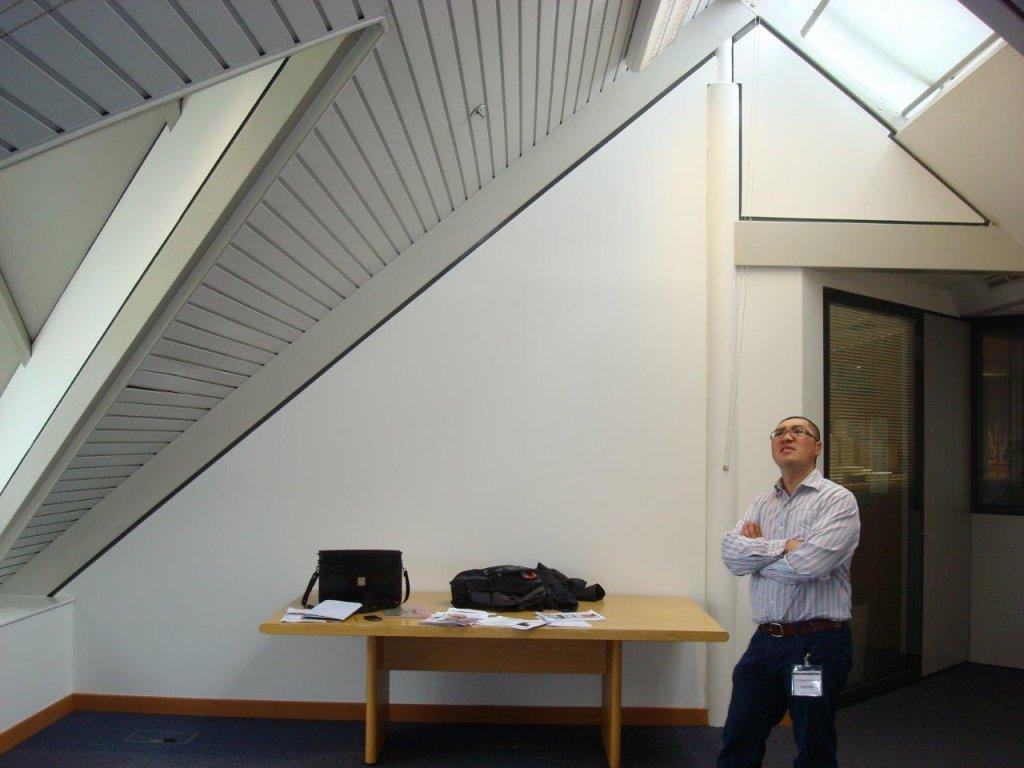 office design and refurbishment
