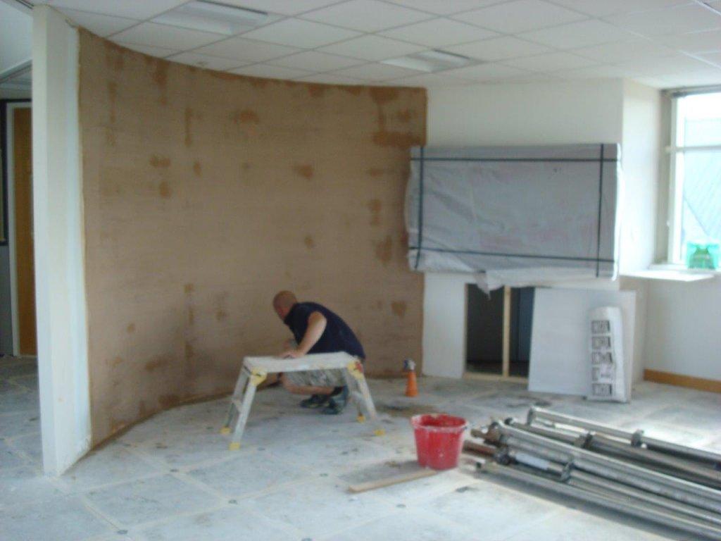 Office design in Bristol for Smurfit Kappa