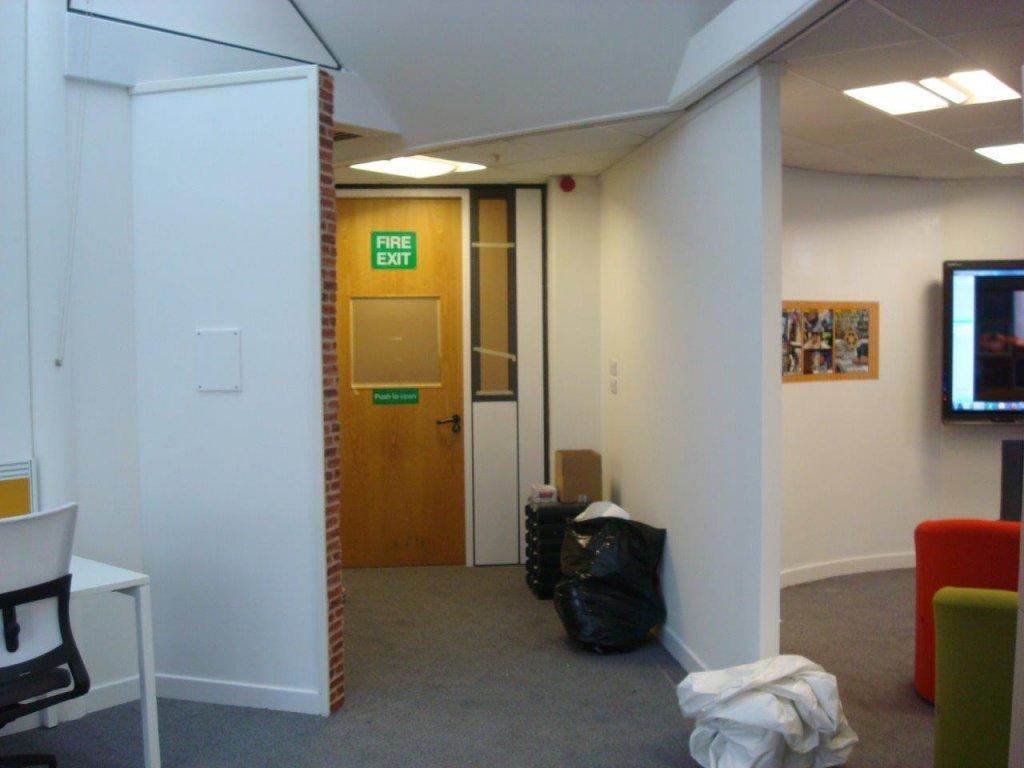 Office Refurbishment in Bristol for Kappa