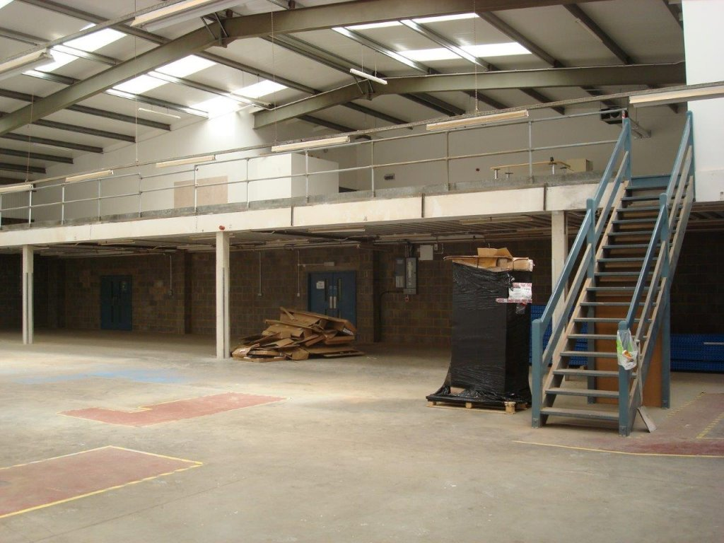 Factory move and office fit out in Melksham for Coombe Castle