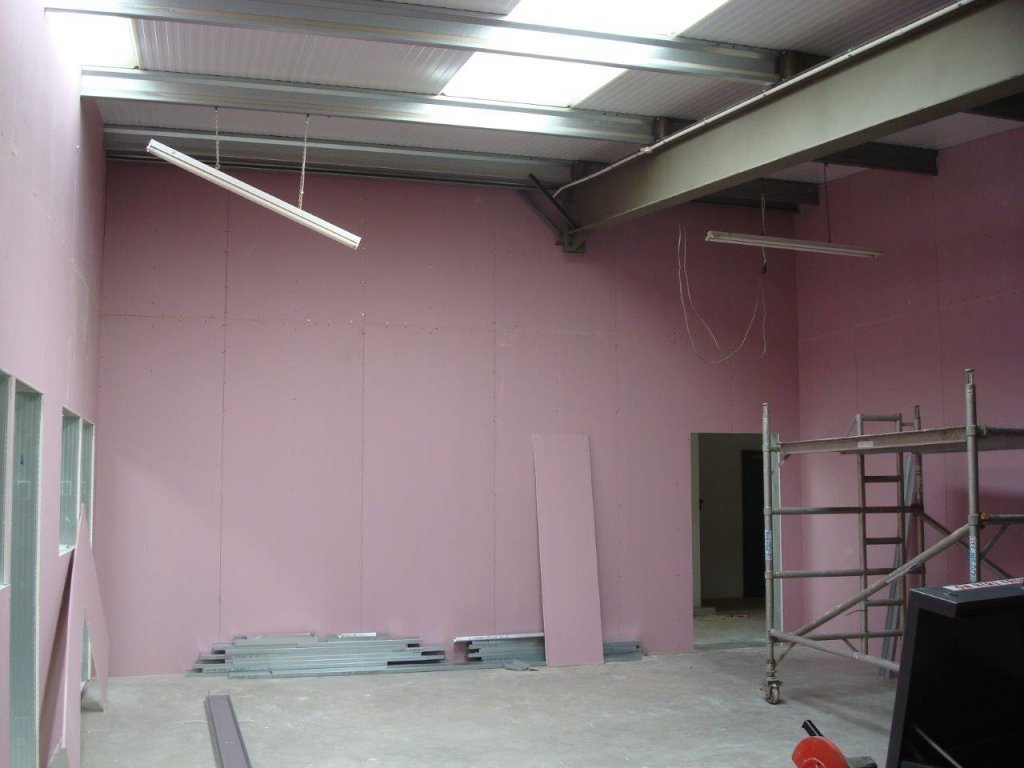 Office fitting in Melksham