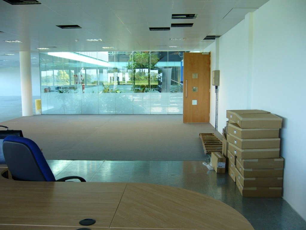 Office fit out for BNG Bridgewater