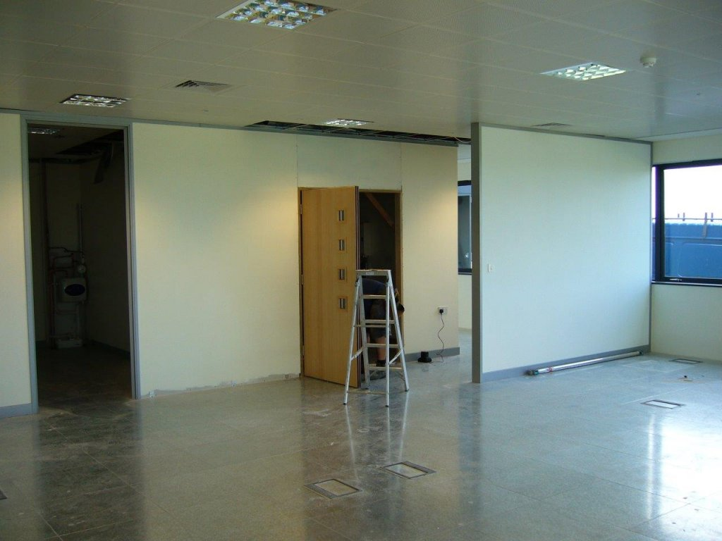 Office refurbishment in Bridgewater