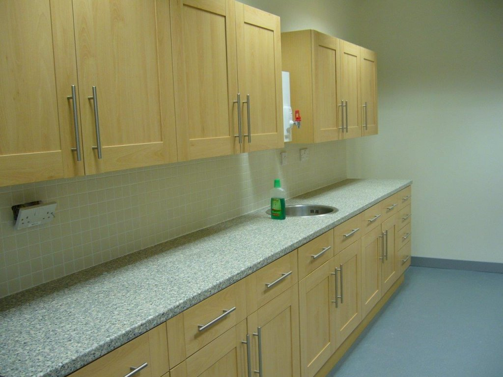 Office kitchen in Bridgewater