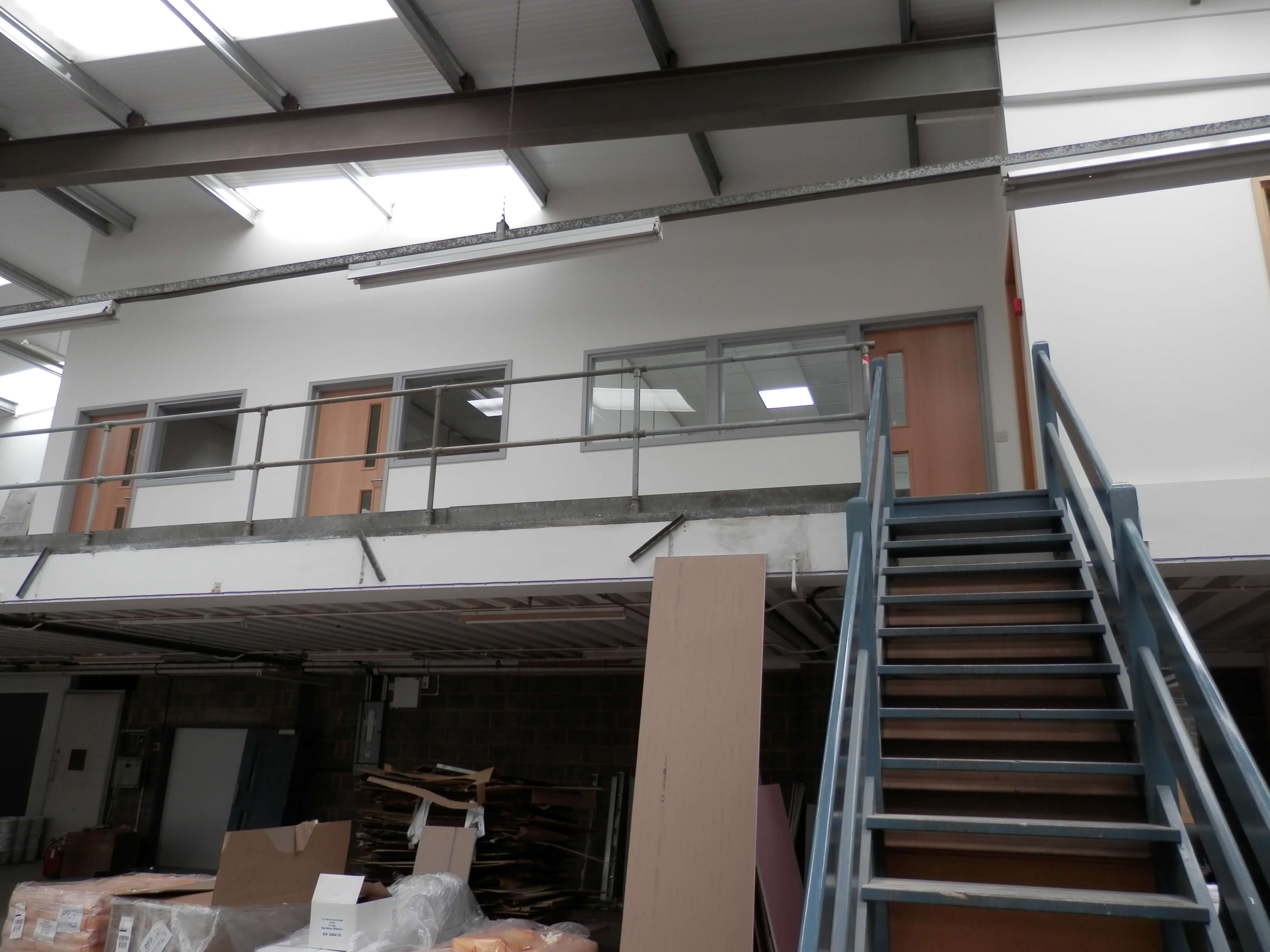 Office fit out in Melksham for Coombe Castle