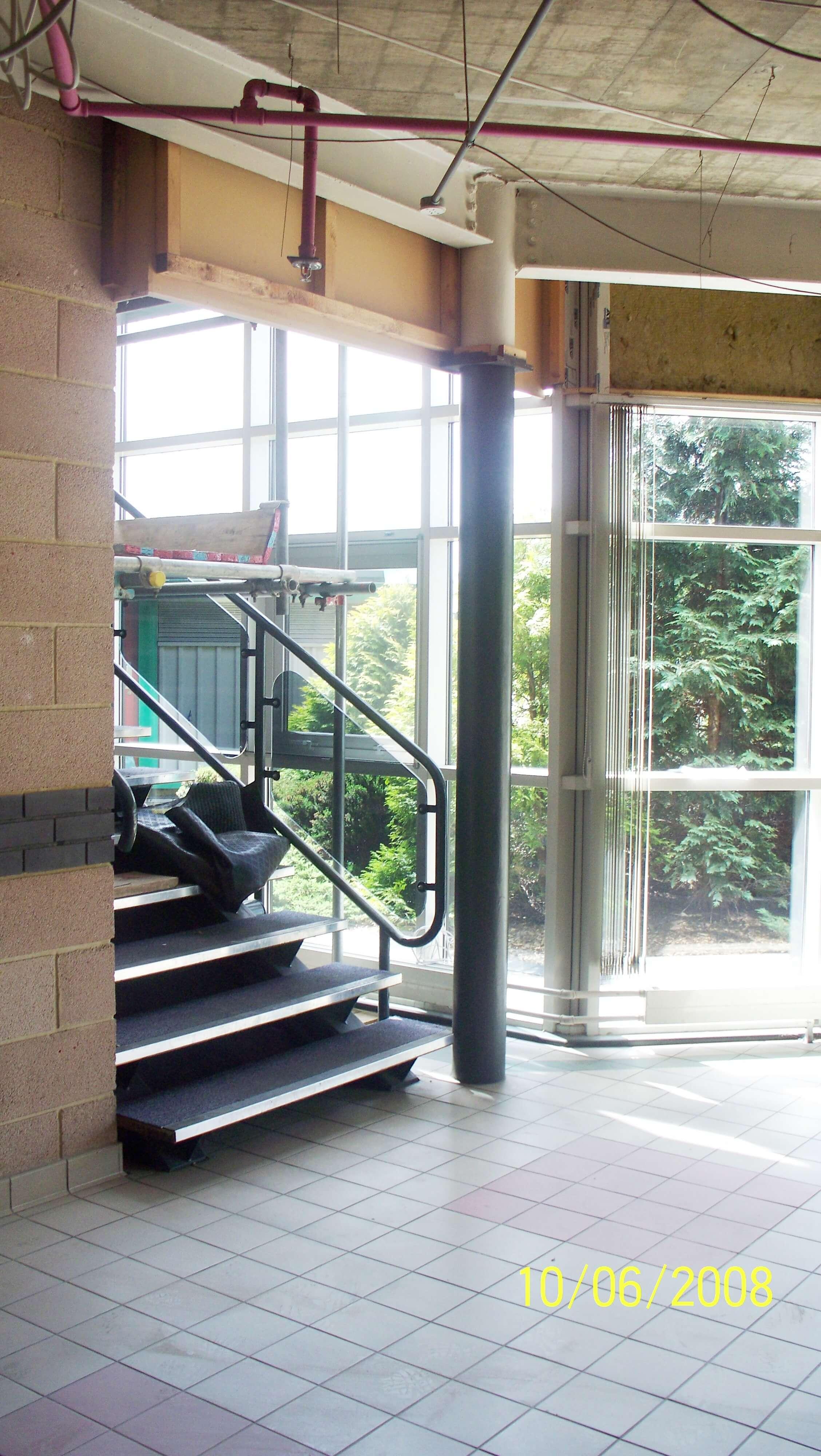 Reception and Office Refurbishment in Bristol