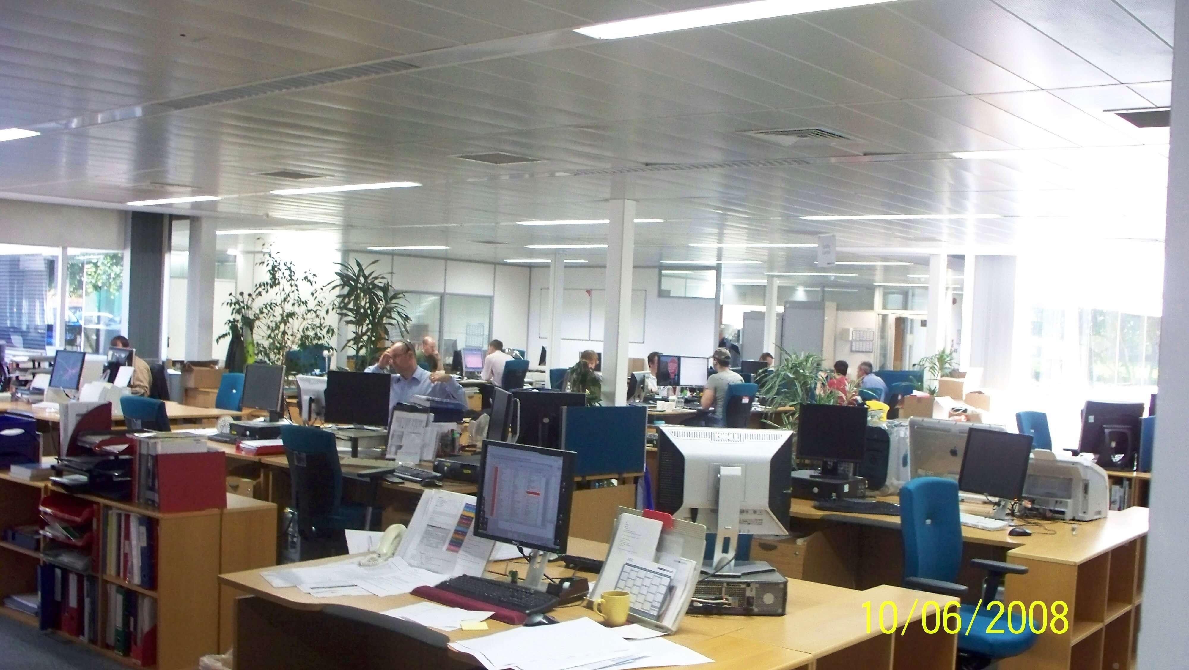 Office Refurbishment in Swindon