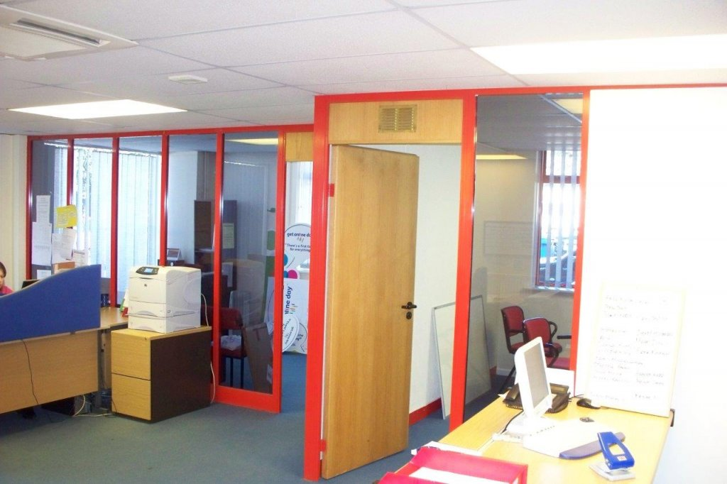 Demountable Partitions for TABS training
