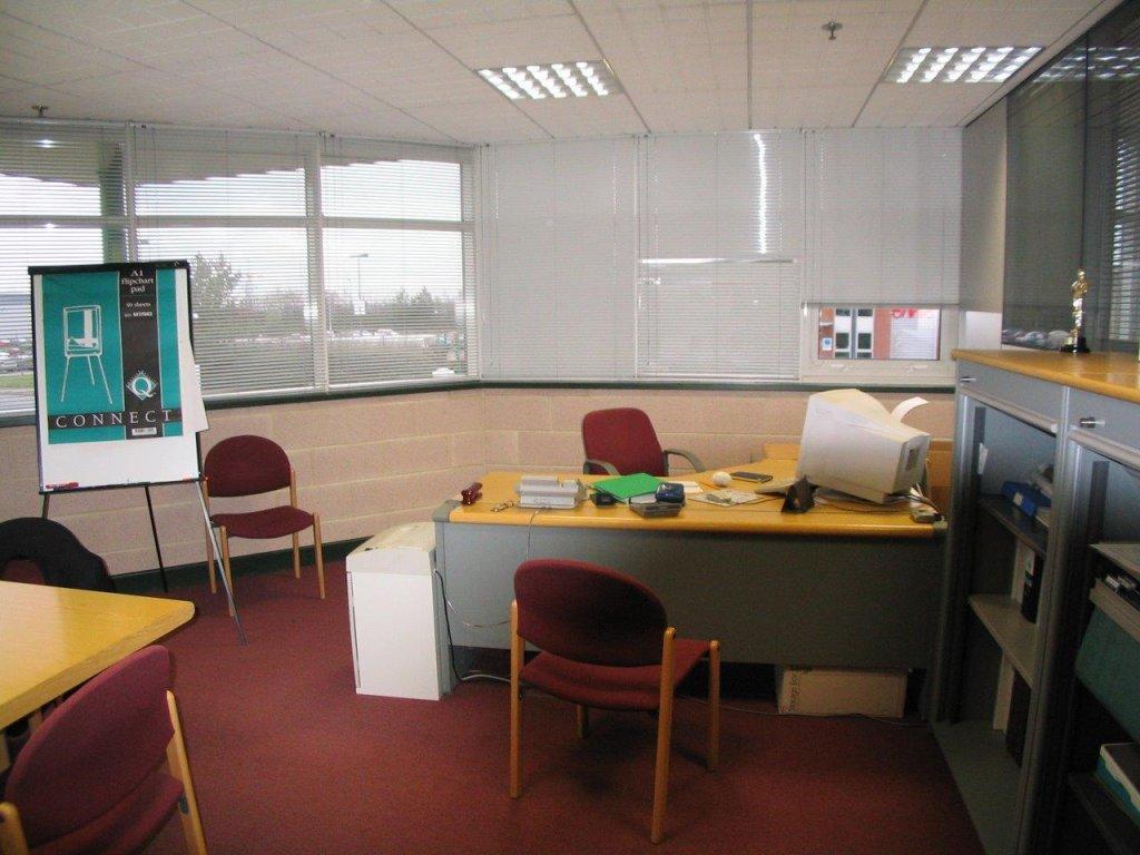 meeting room redesign