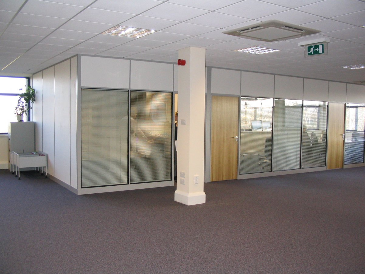 Demountable partitions for APS mortgages in Swindon