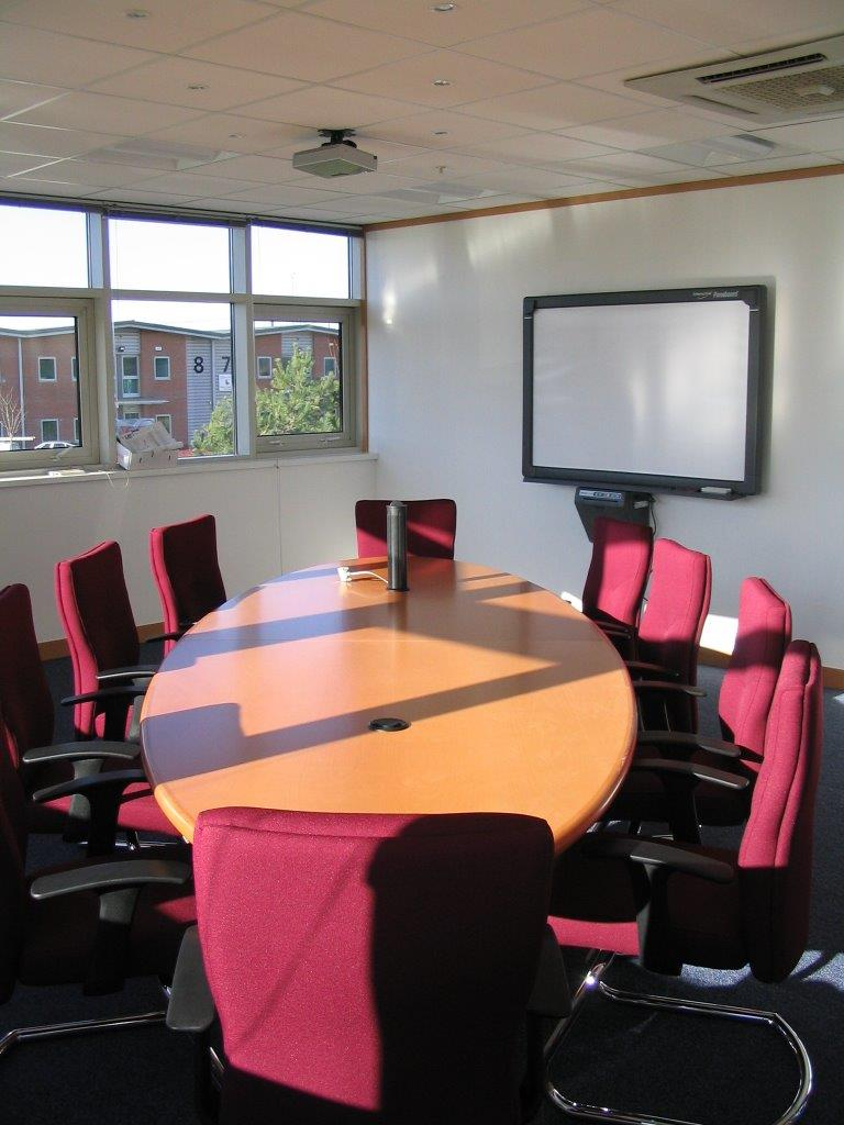 Complete office design and refurbishment for Smurfit Kappa in Bristol
