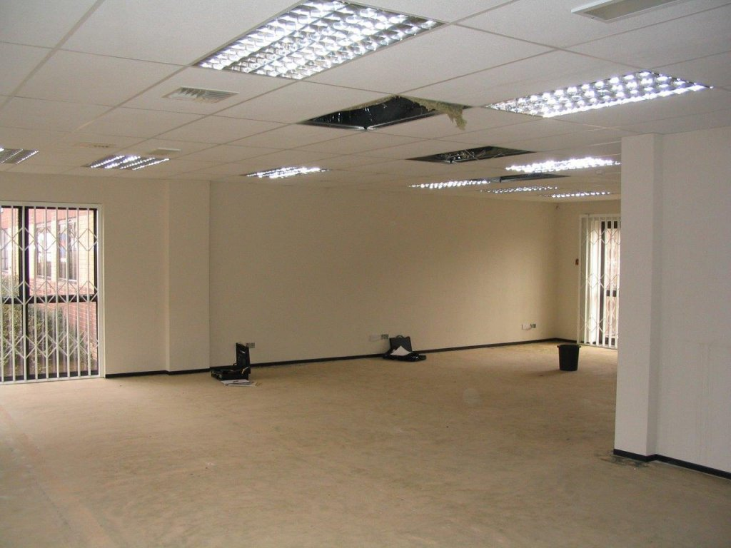 Office fitting Bumpers Farm Industrial Estate