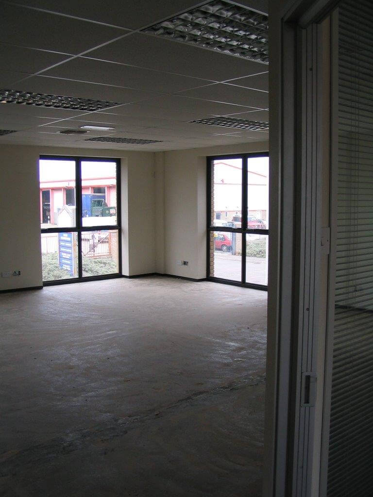 Partitioning for Bank House