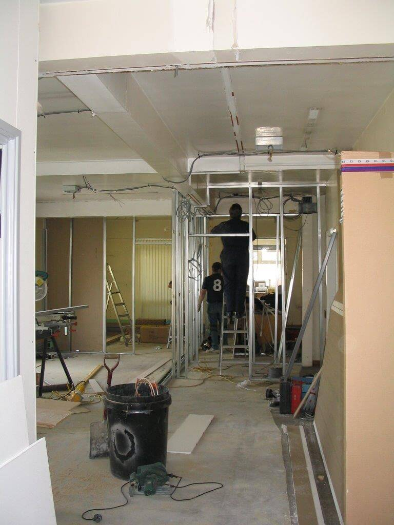 Office Refurbishment in Bath