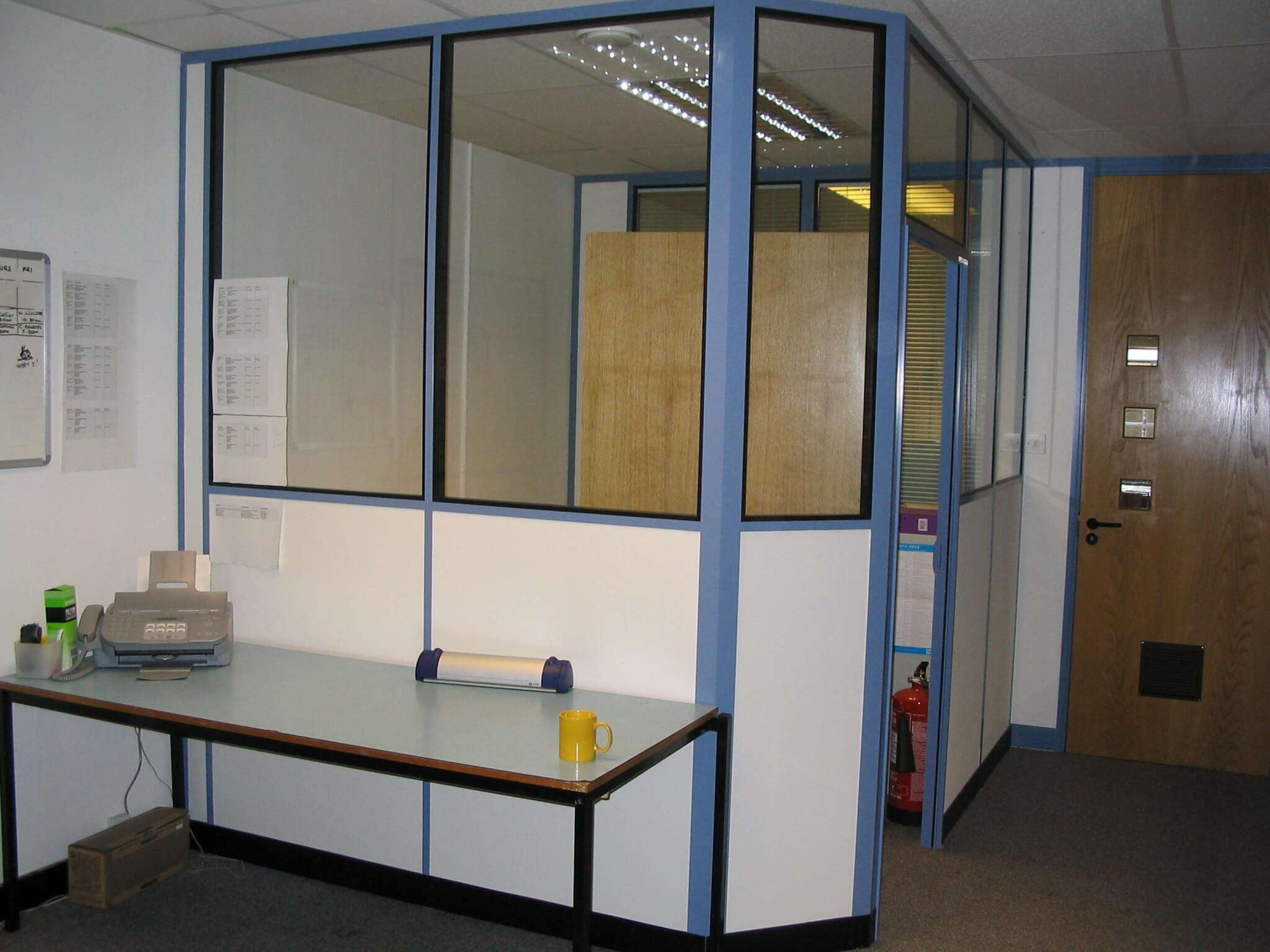 Demountable Partitioning in Bracknell