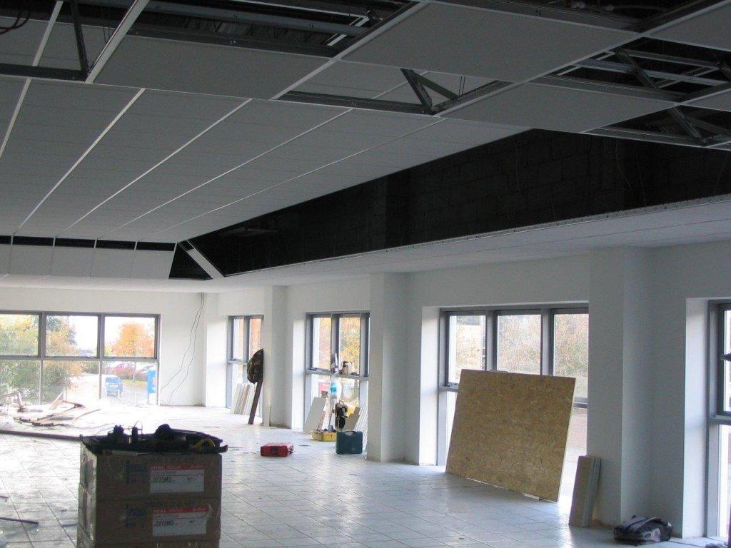 Office ceilings in chippenham