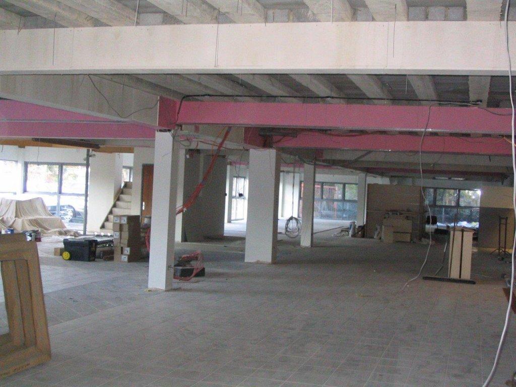 Suspended ceiling in Chippenham