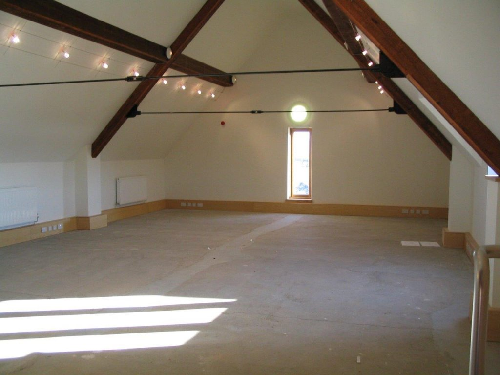 Office partitions for Deltenna in Chippenham