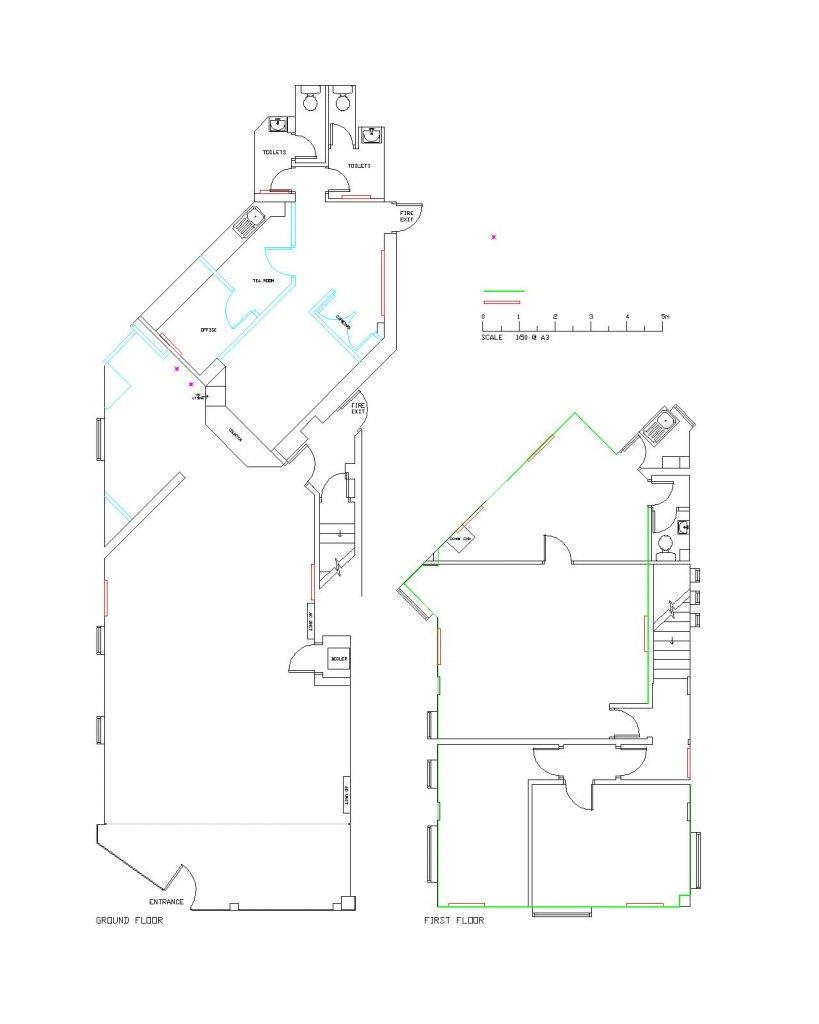 office design in Weston Super Mare