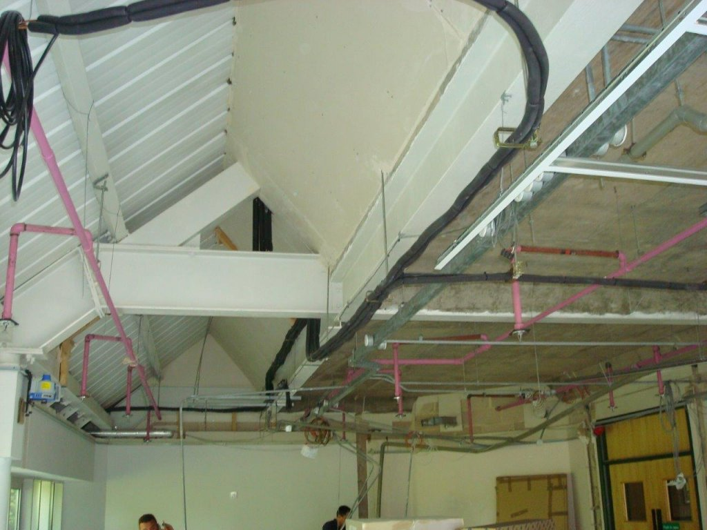 Office refurbishment in Bristol for Smurfit Kappa