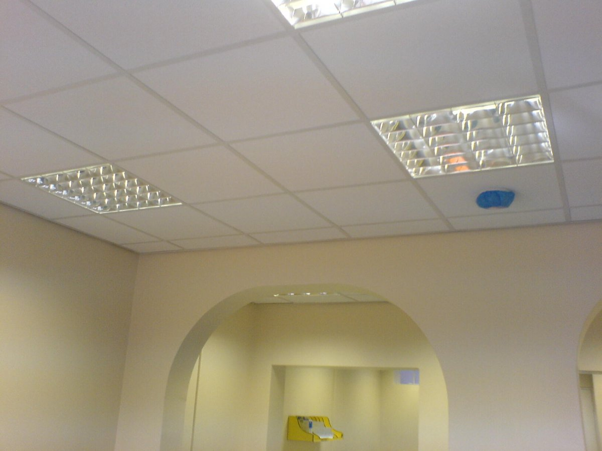Suspended Ceiling in Trowbridge