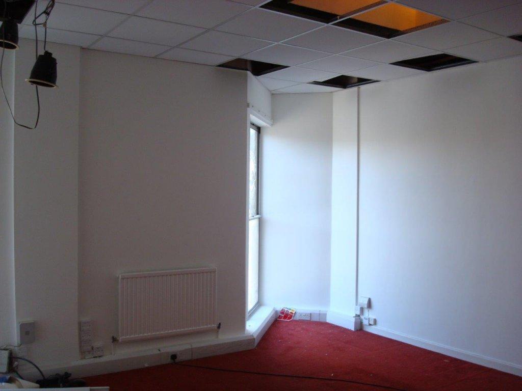 Office refurbishment for John Hodge