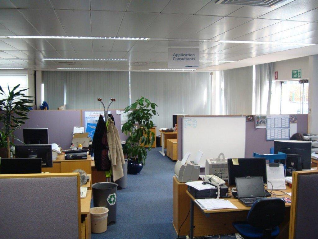 Office refurbishment in Swindon.
