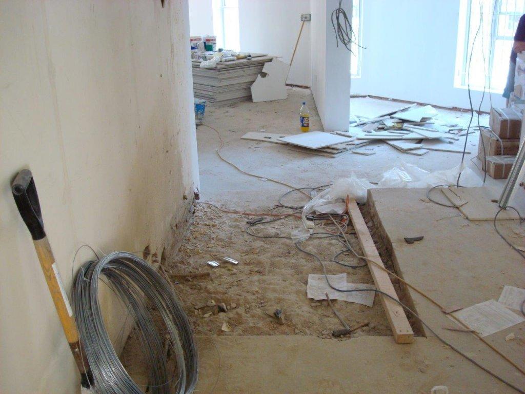 Office refurbishment in Weston