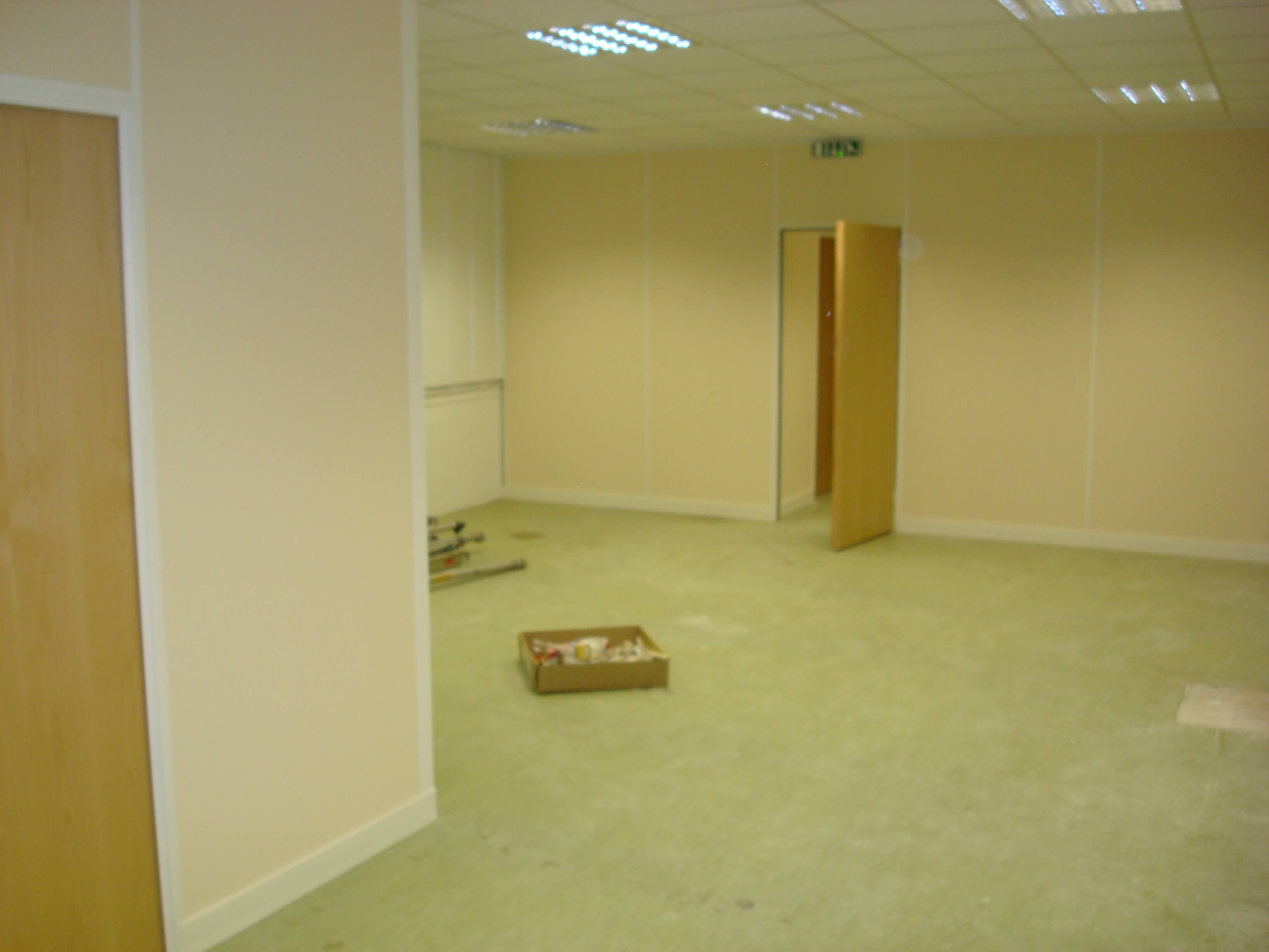 Office Refurbishment in Trowbridge