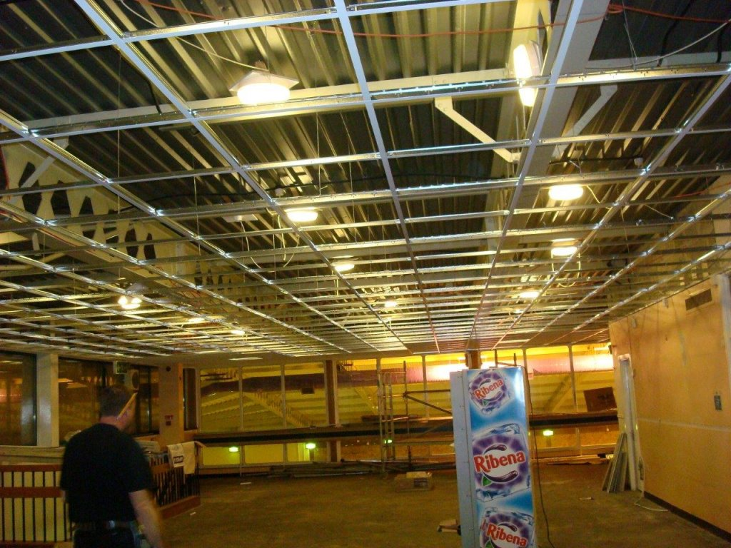Suspended Ceiling in Calne