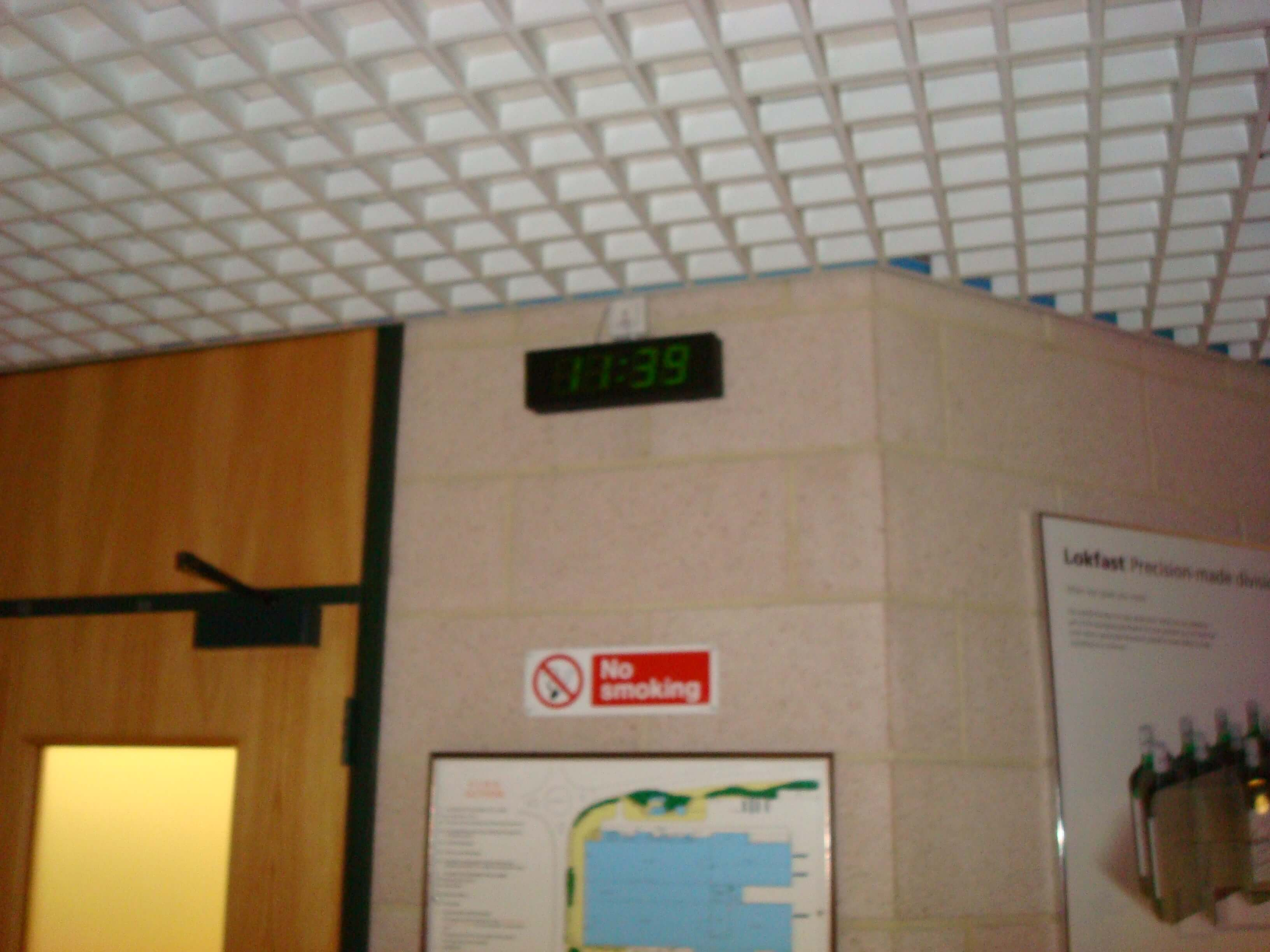 Reception office refurbishment in Bristol