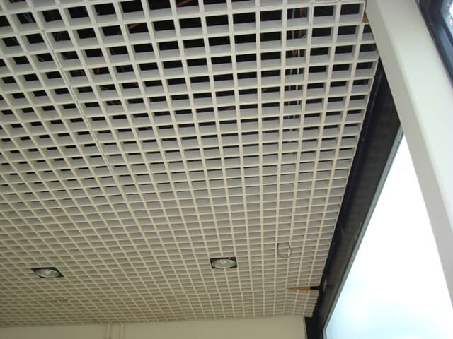 Suspended ceiling for ejs chippenham cre8tive interiors uk egg crate grill suspended ceiling dailygadgetfo Choice Image