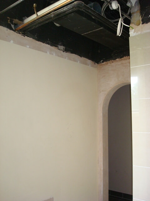 Suspended ceiling in Chippenham for EJ Support