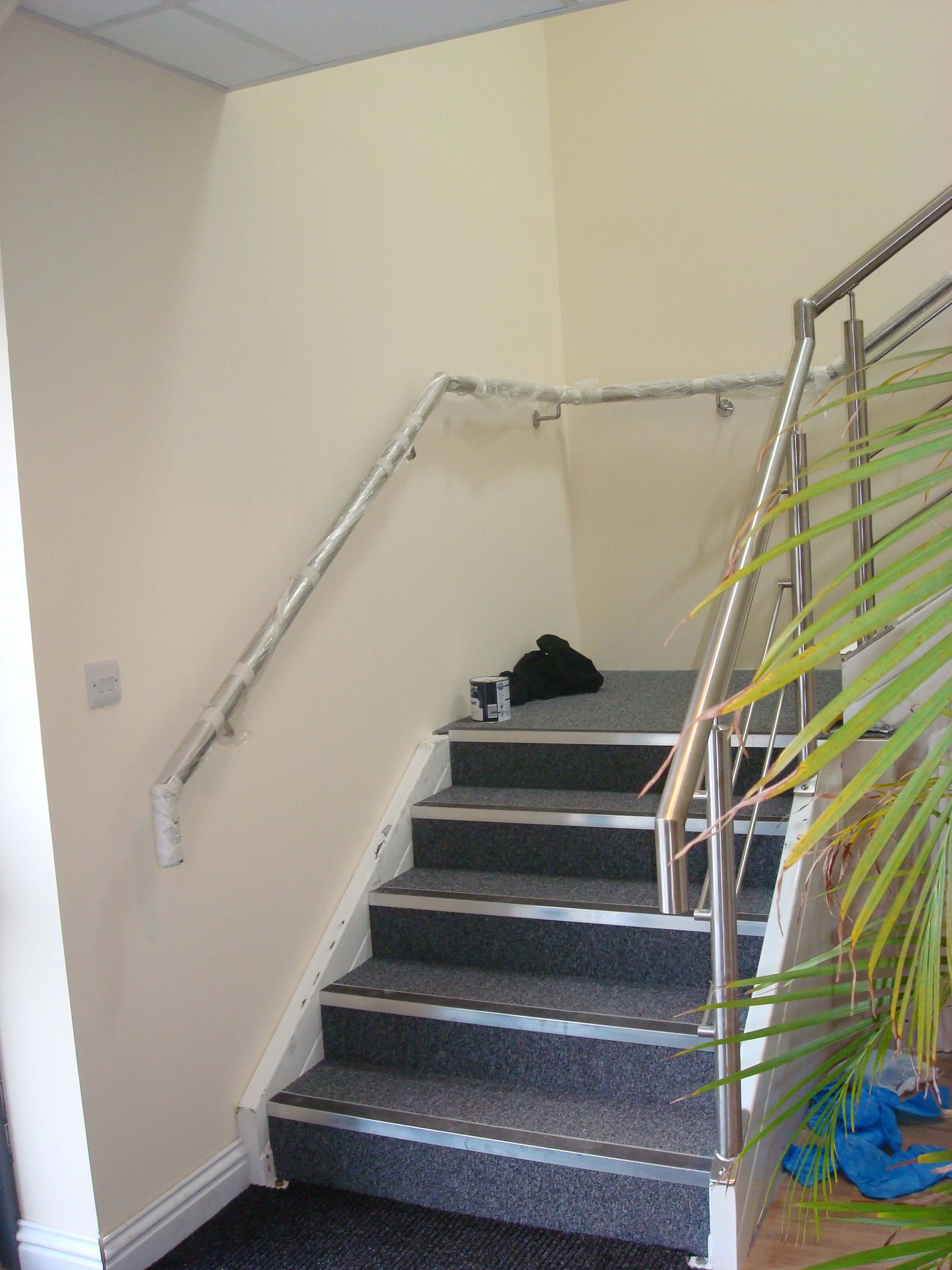 Nice new stairs