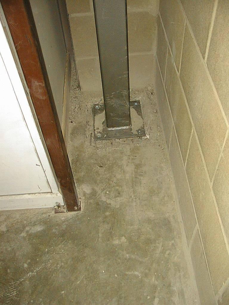 Mezzanine floor construction in Salisbury