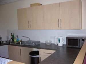 Office Kitchen for Volutio in Chippenham
