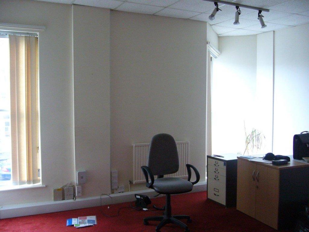 Office interior design and refurbishment in Weston Super Mare