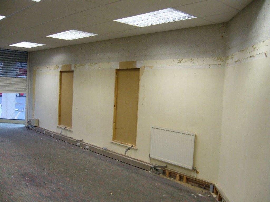 Refurbishment in Weston