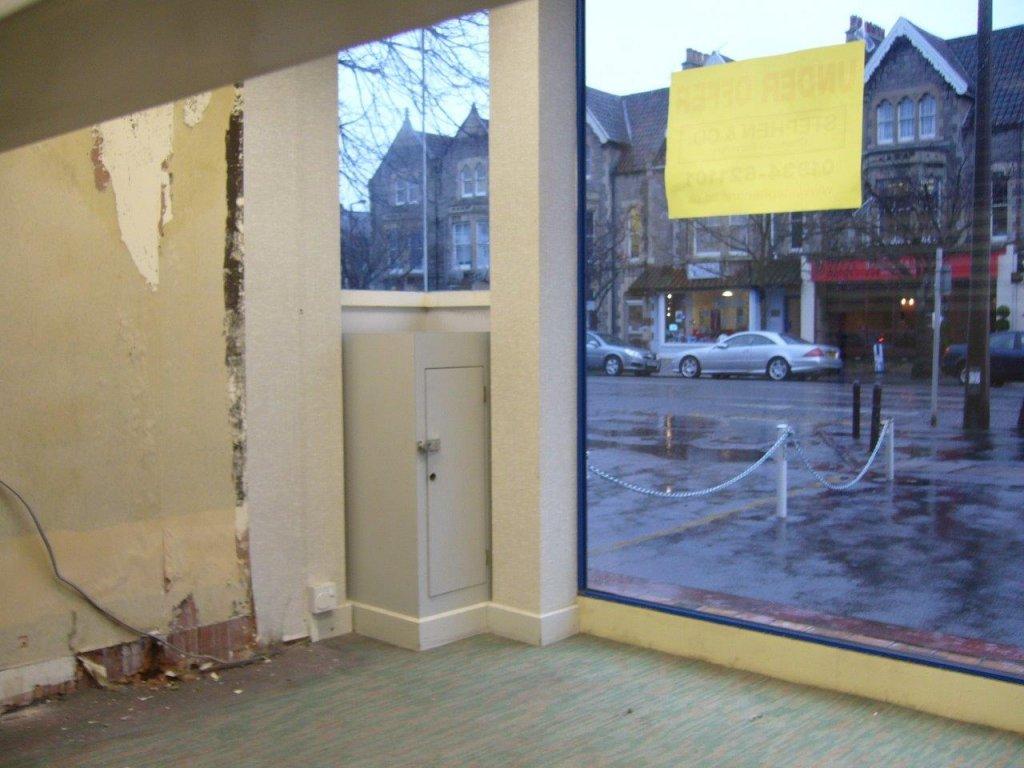 Office refubishment in Weston Super Mare