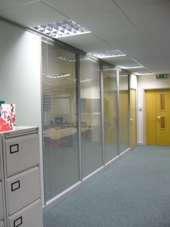 Partitioning in Chippenham for Call Options