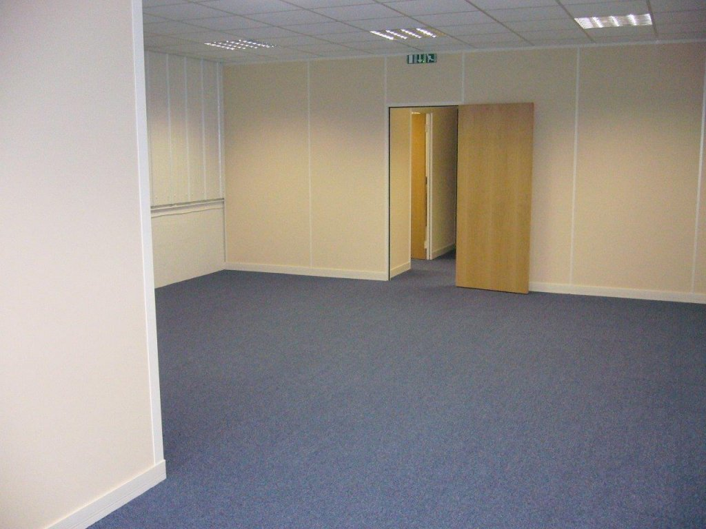 Office Fit out for Office Evolution