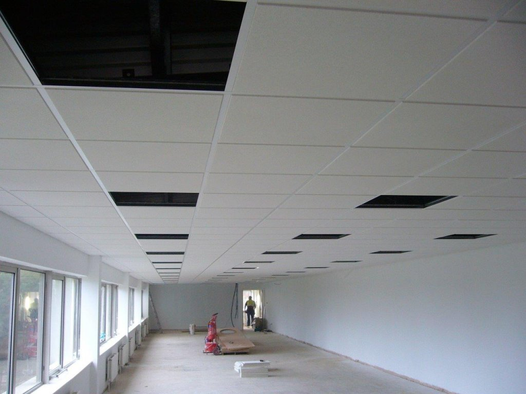 suspended ceiling for Connaught