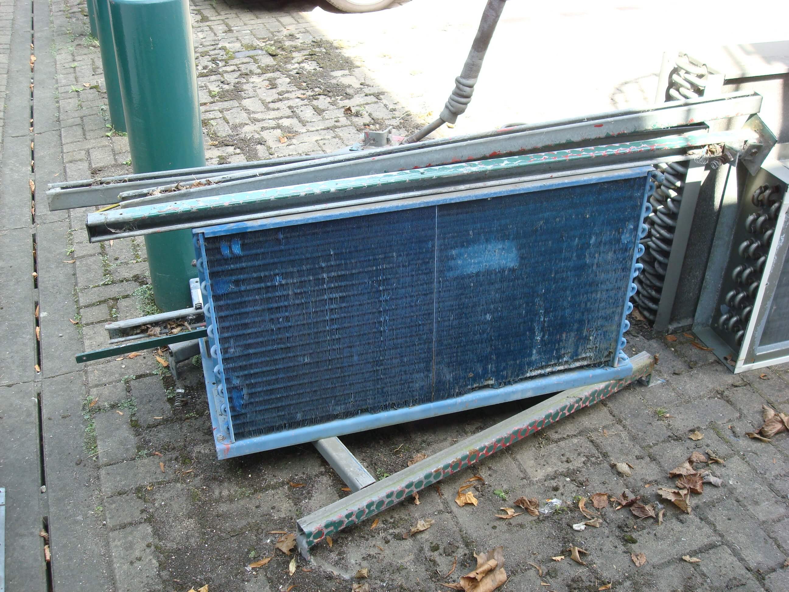Air handling unit in Swindon