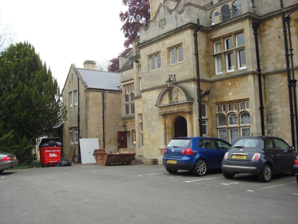 Toilet Refurbishment for Carter Jonas in Chippenham