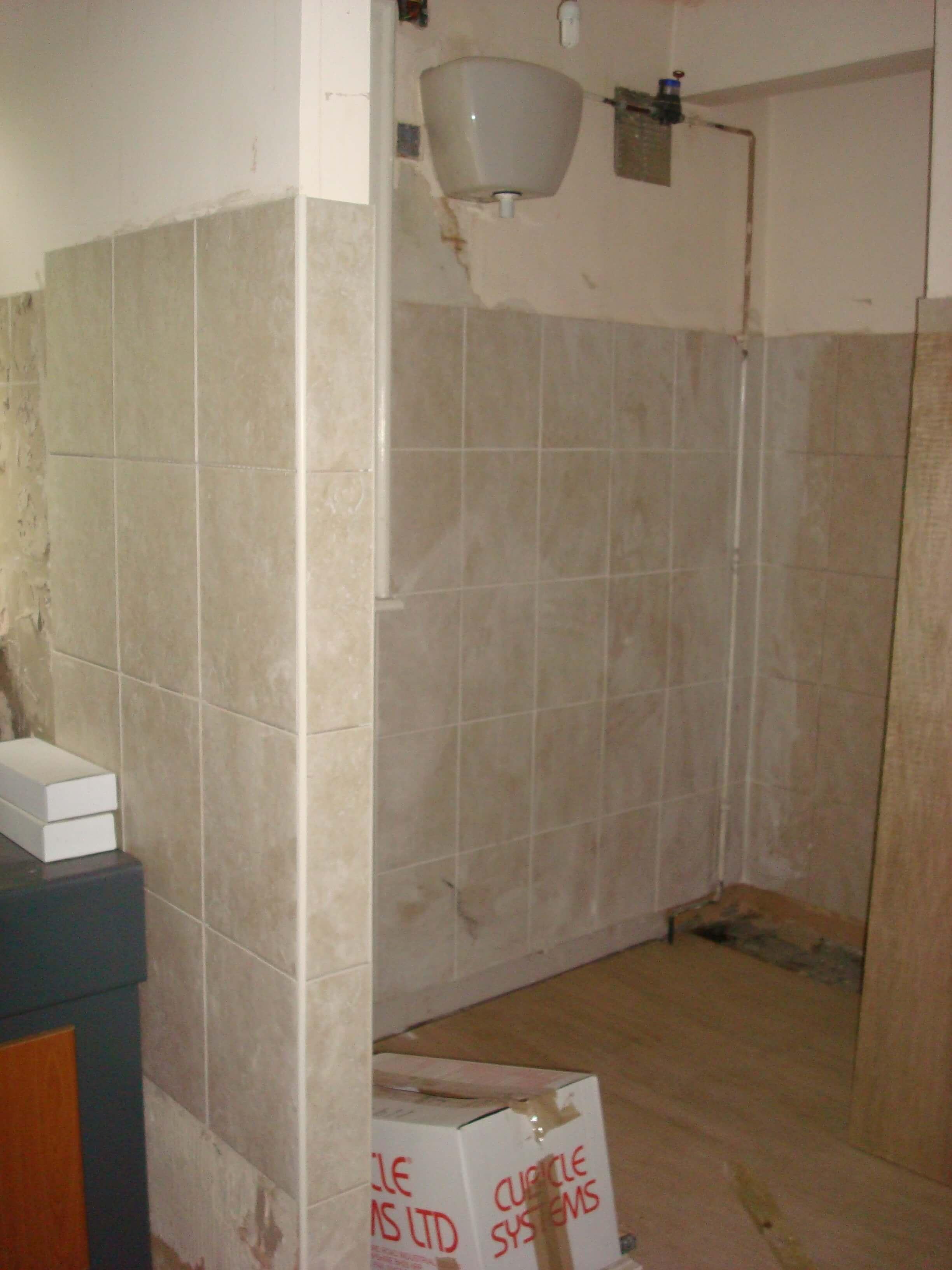 Toilet Refurbishment in Chippenham
