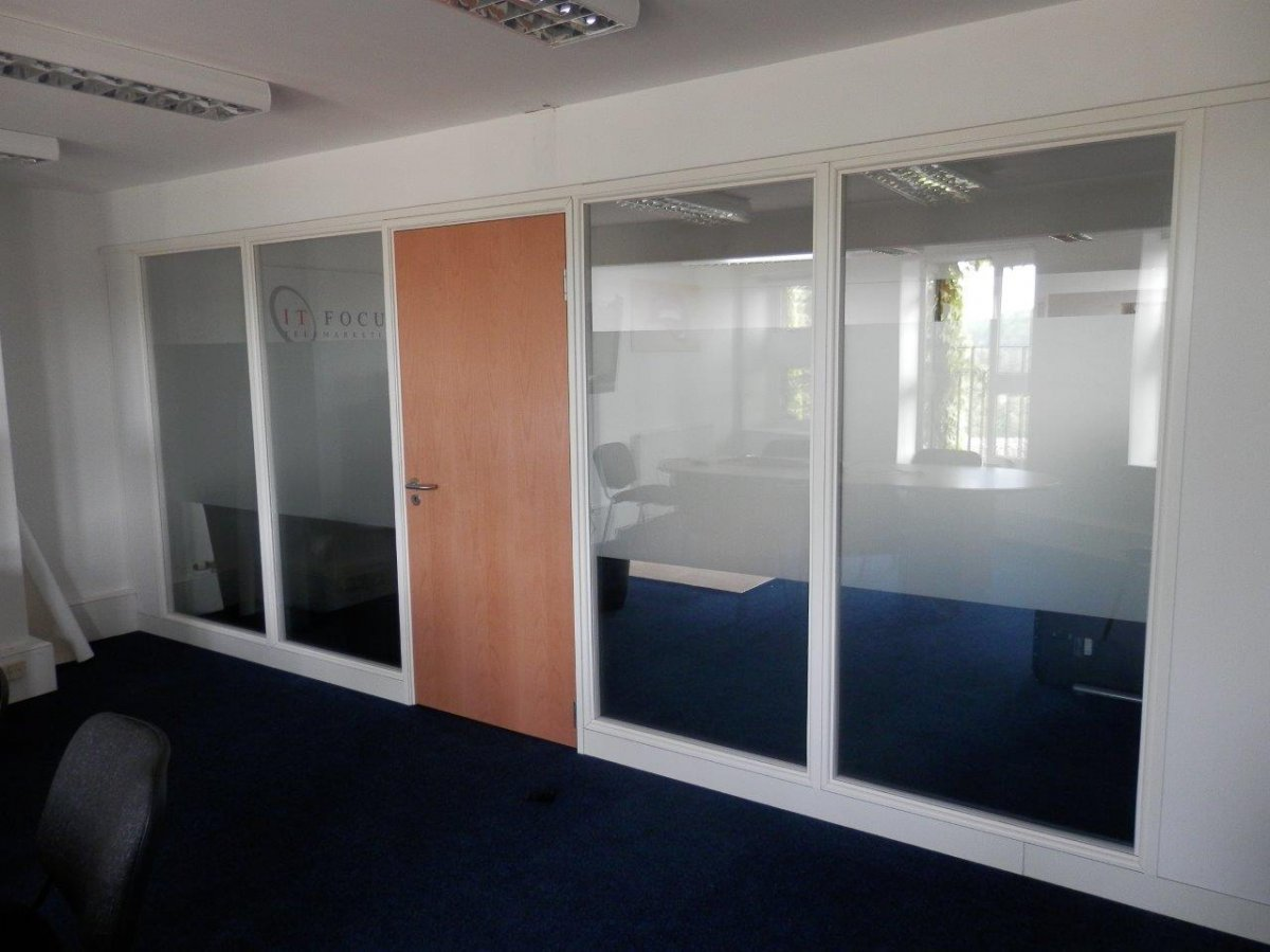 Demountable Partitioning in Bradford Upon Avon