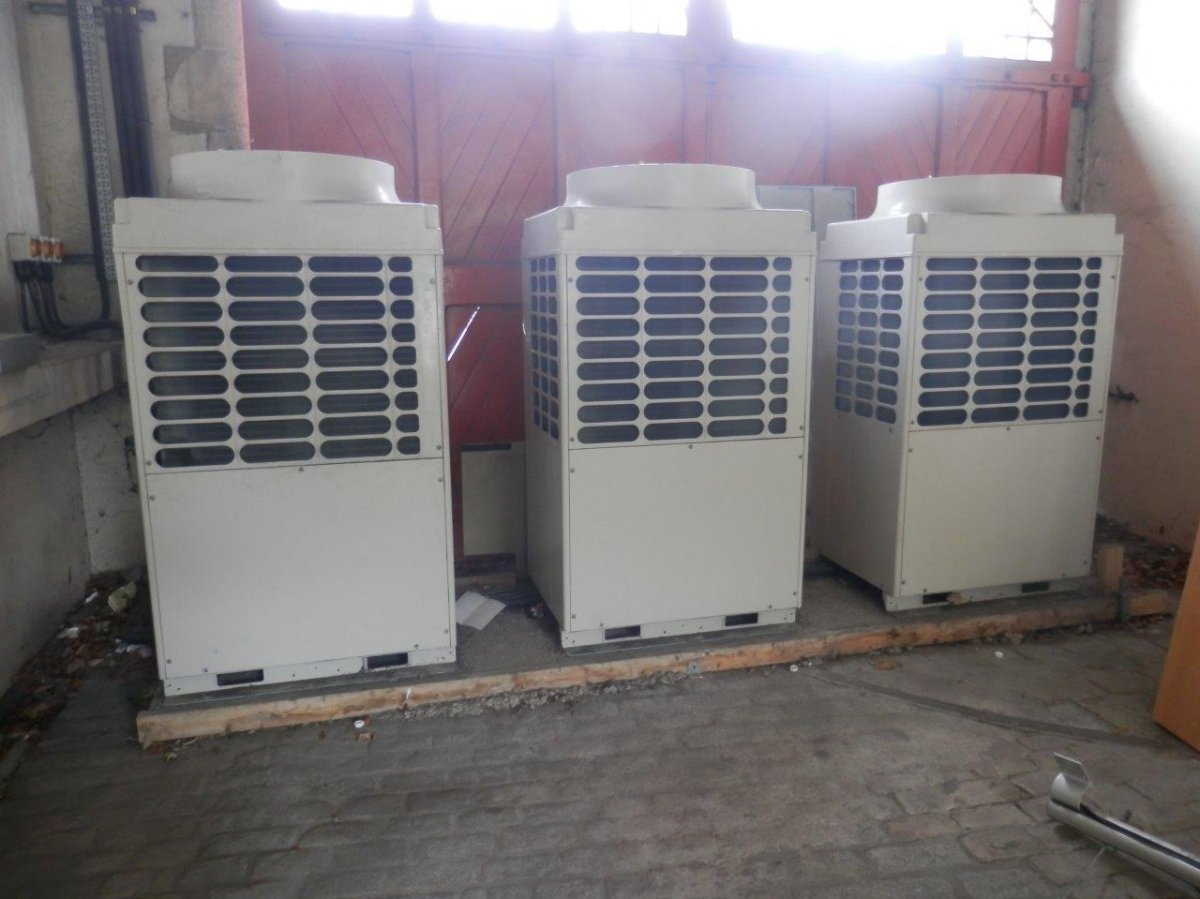 Alliance Pharmaceutical air conditioning problems