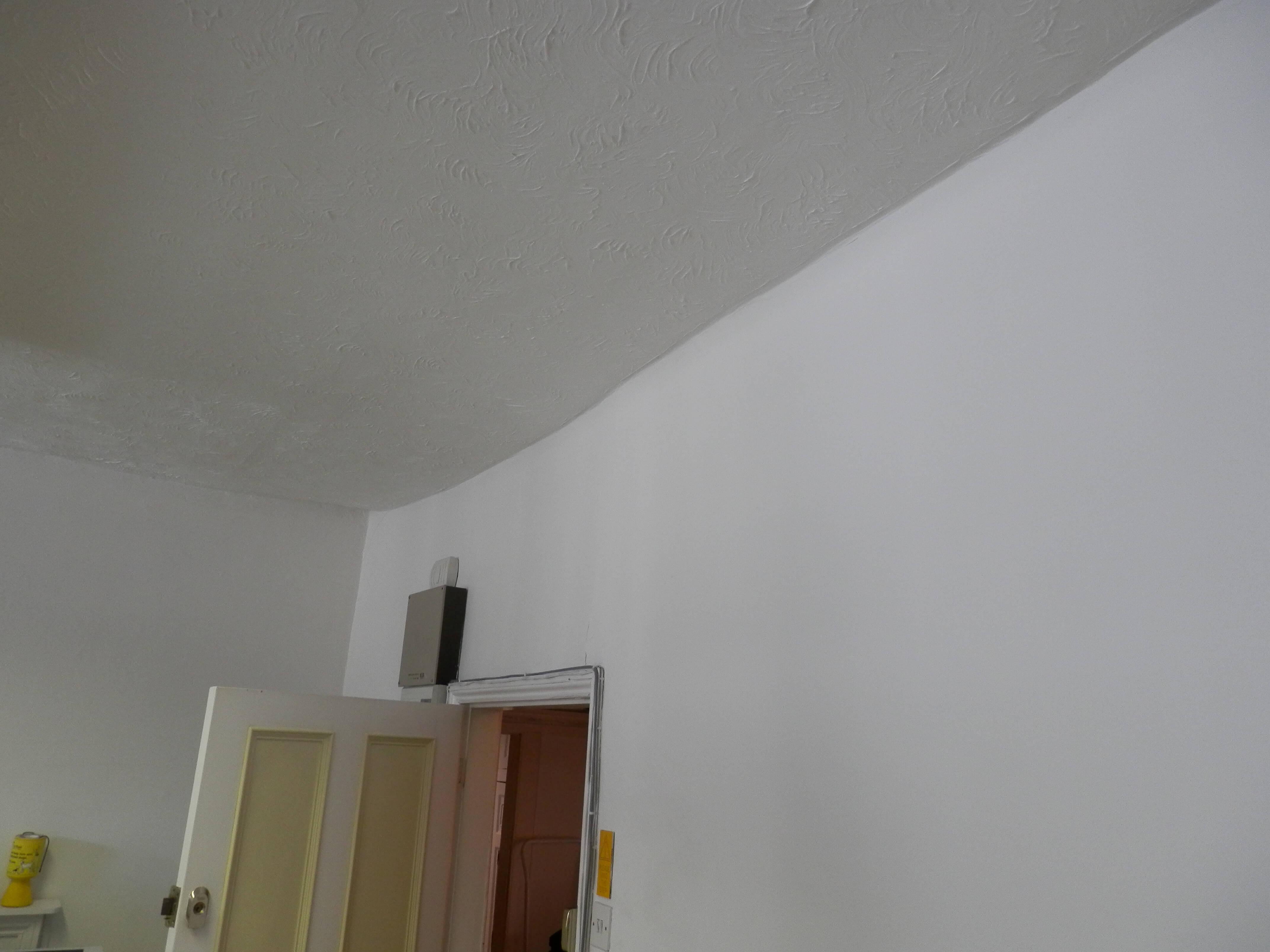 bent walls