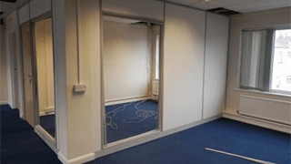Demountable Partitioning in Chippenham