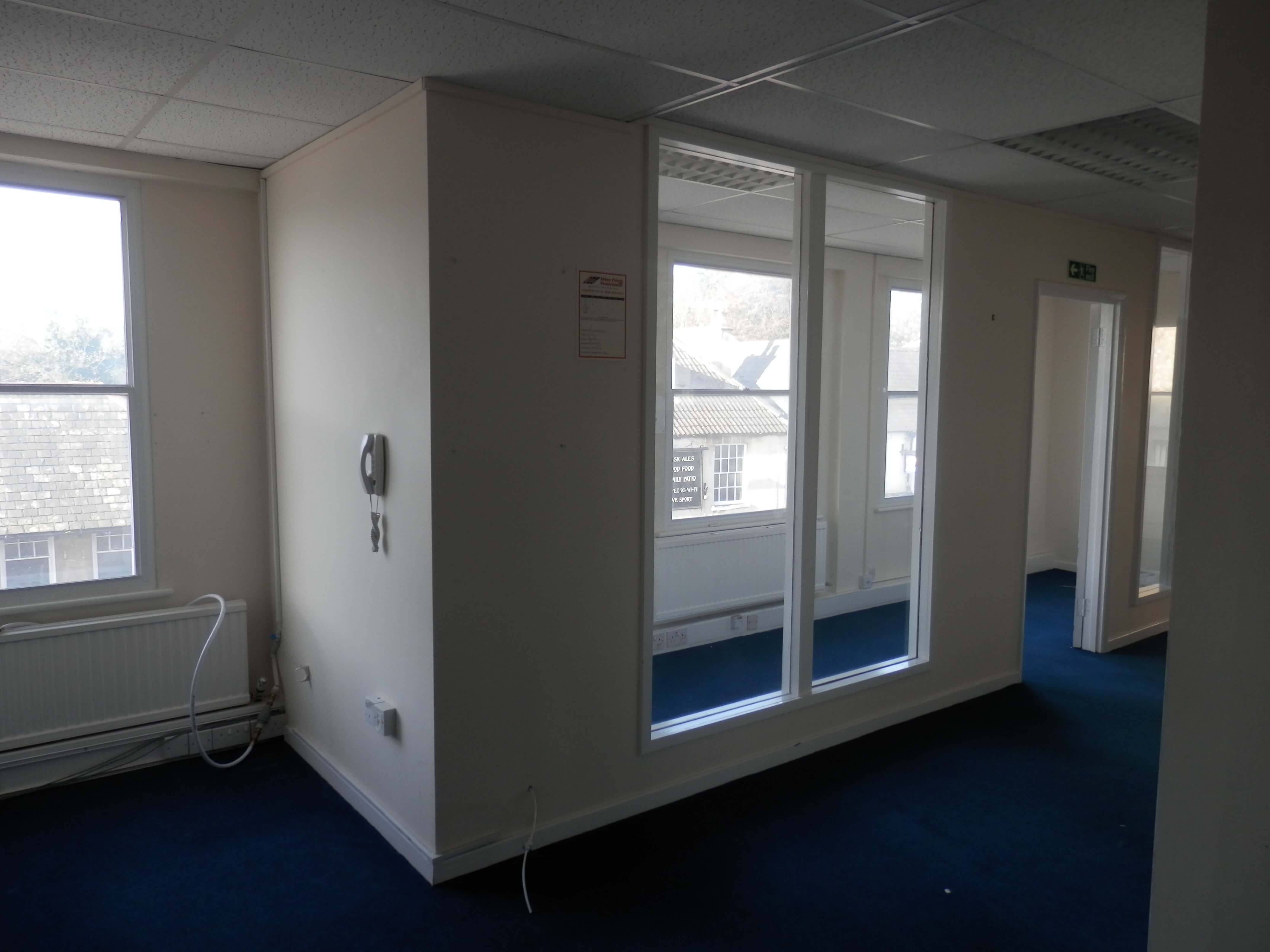 Demountable Partitioning for Sat 7